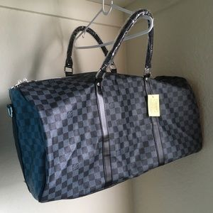 New Louis Vuitton Duffel Bag